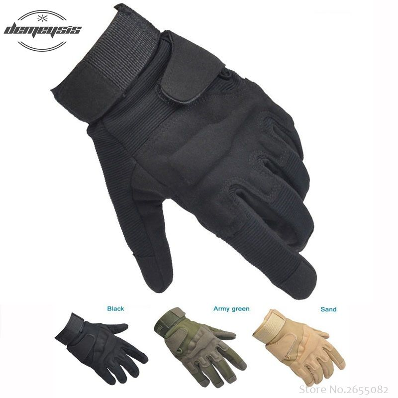 Special Force Half / Full Finger Tactical Glovese Military Tactical Gloves Outdoor Sports Armed Mittens