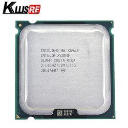 Intel Xeon x5460 3.16 GHz 12 M 1333 Mhz Processeur fonctionne sur LGA775 carte mère