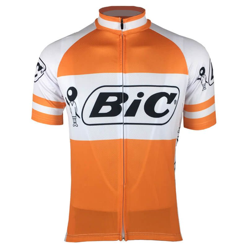 2017 Hot Men Cycling Jersey Team MTB <font><b>Road</b></font> Bicycle Clothing Bike Wear Clothes Ropa Ciclismo BIC Short Sleeve Maillot Ciclismo