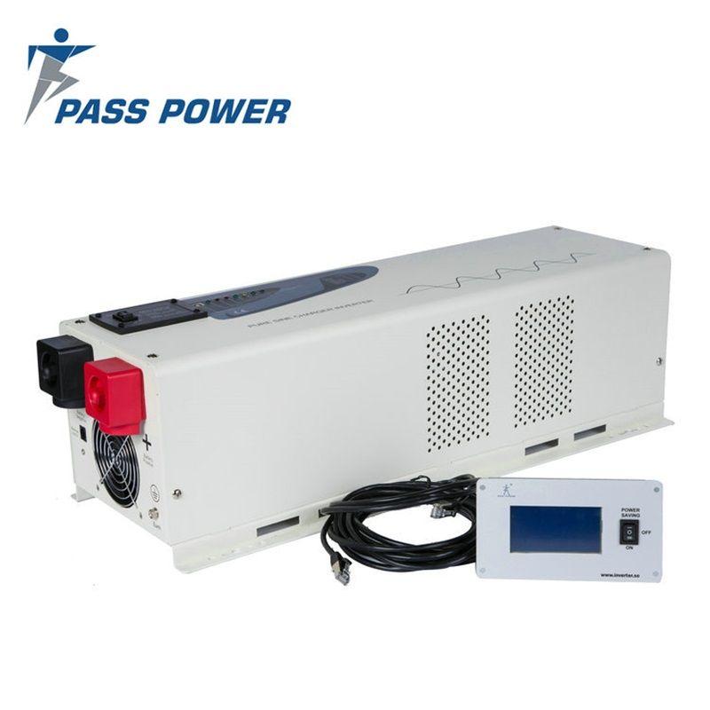 6000 W Solar reinen sinus-wechselrichter Inverter DC 24 V/48 V Generator Inverter