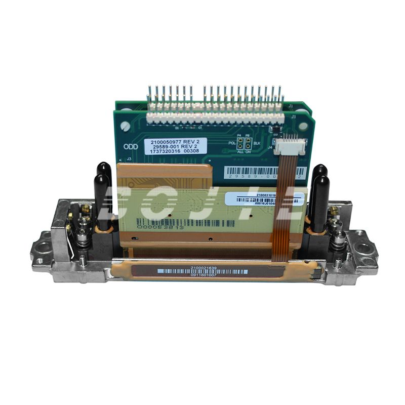 100% Original! spectra polaris 512 15pl head solvent printer for gongzheng Flora printer