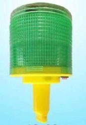 Solar verde Luz de señal más 50 artículos para la venta