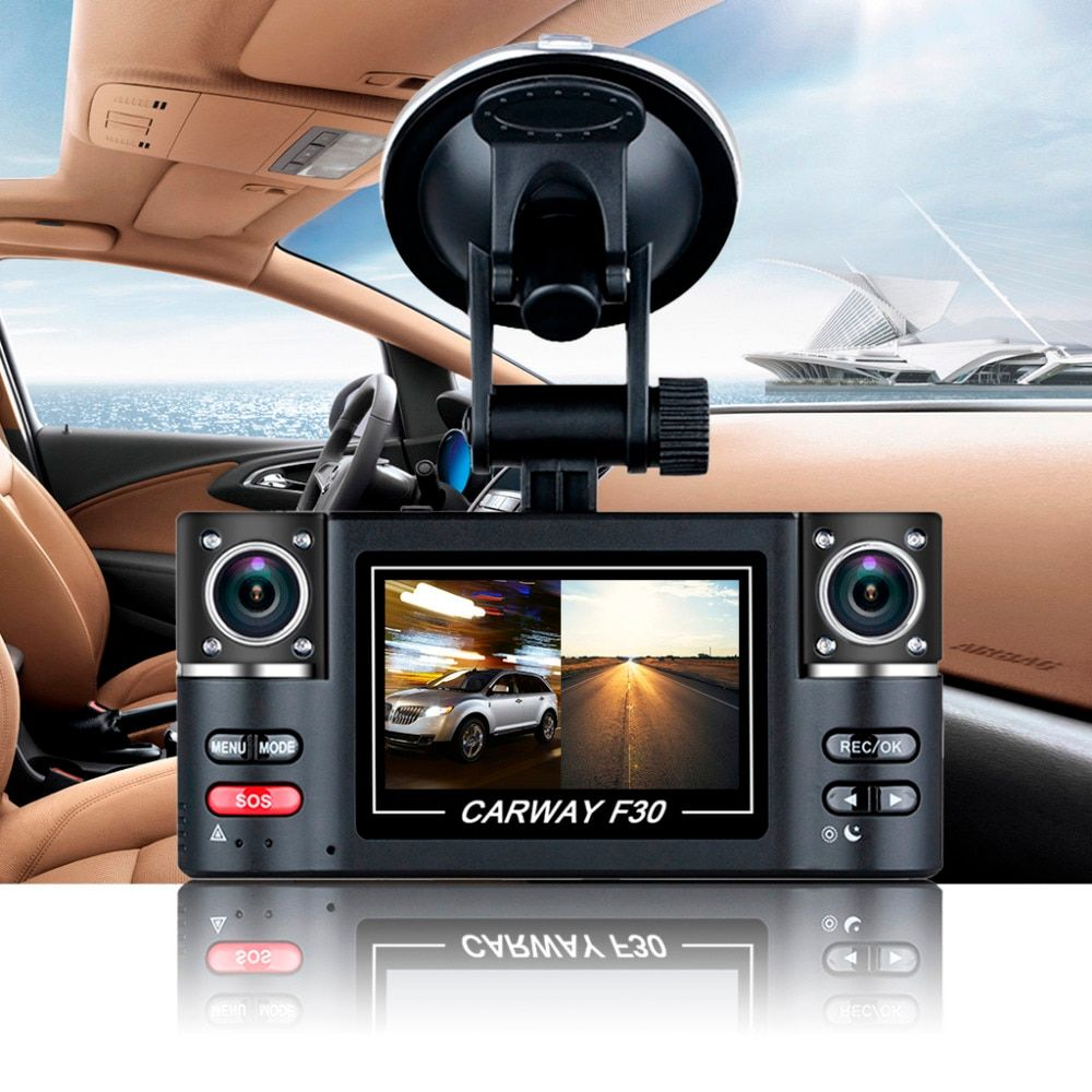 Carway F30 Car DVR 2.7