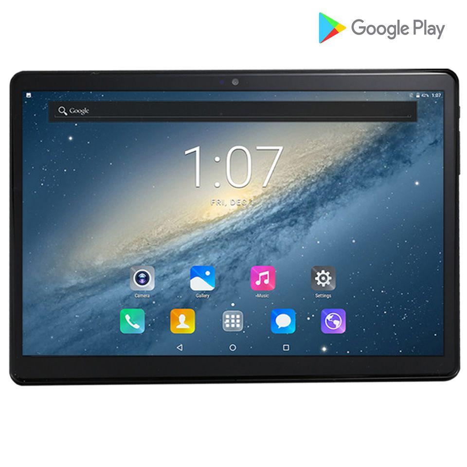 BMXC 2019 Livraison Gratuite 10.1 pouces tablet Android 7.0 appel téléphonique tablet 4G 10 pouces Enfants Tablet pc GPS wifi cadeau
