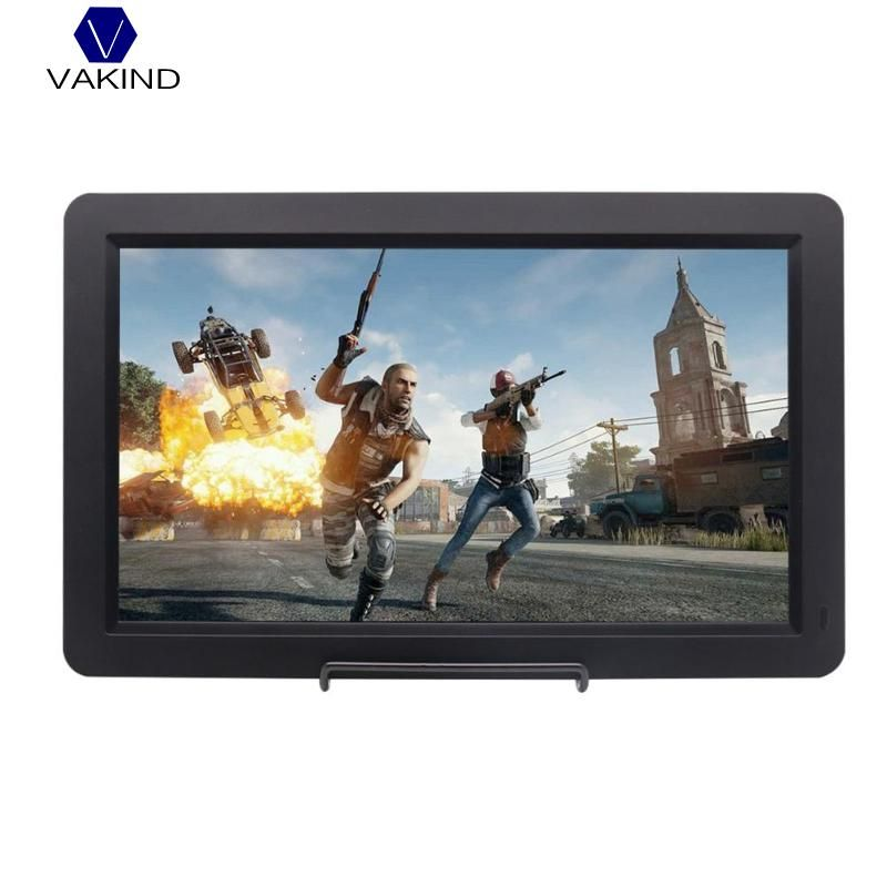 VAKIND Ultra Thin 15.6 Inch LED Display Monitor HDMI Game Display Monitor Screen for PS4 XBOXone Switch Game Console