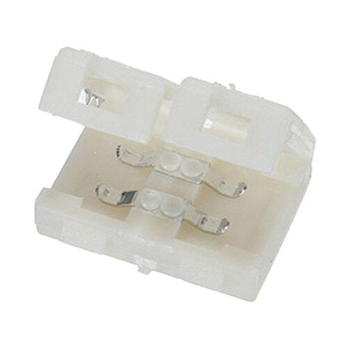 RGB 3528 5050 LED Strip Light Adapter DC Connector Pin Connectors Transformer Type: Connector (8mm) Quantity: 5Pcs