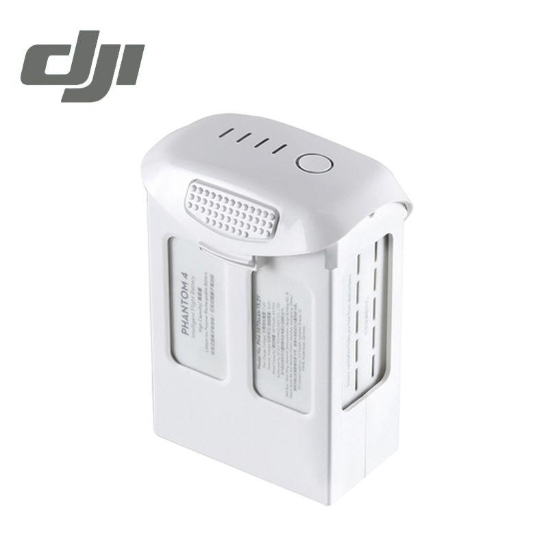 DJI Phantom 4 Pro Batterie Phantom 4 Serie Erweiterte Intelligente Flug Batterie Original Zubehör (5870 mAh Hohe Kapazität)