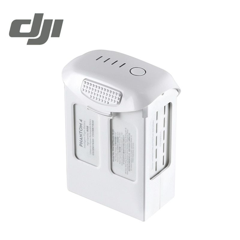 DJI Phantom 4 Pro Battery Phantom 4 Series Advanced Intelligent Flight Battery Original Accessories ( 5870 mAh High <font><b>Capacity</b></font> )