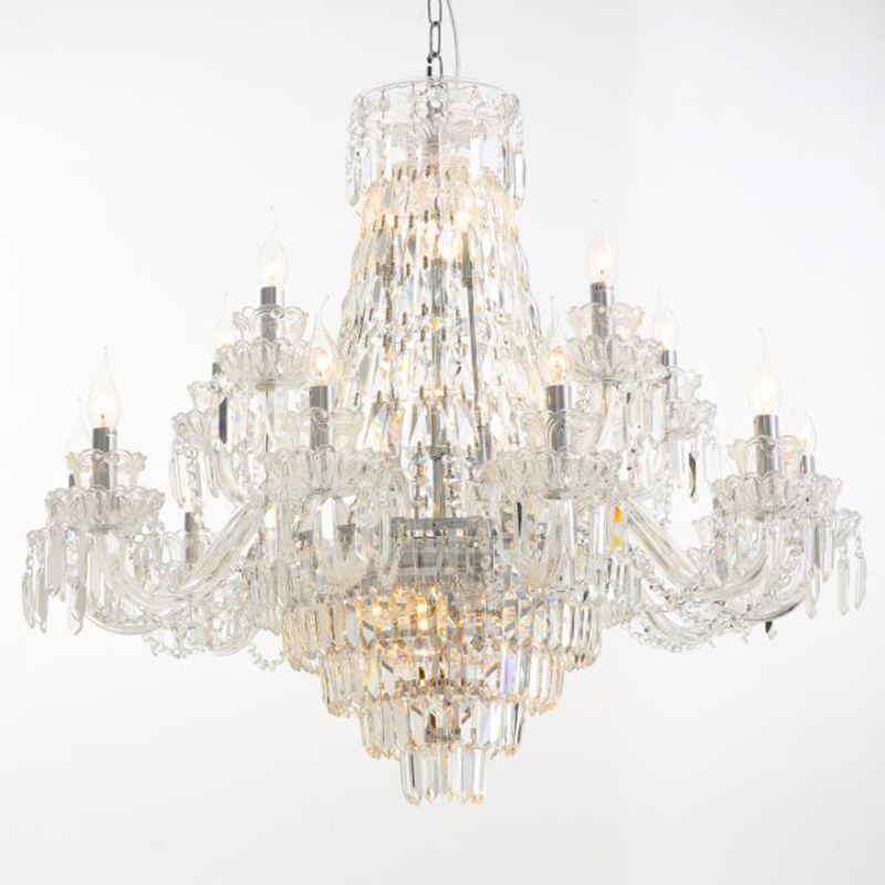 Luxus Moderne LED kristall Anhänger Lichter klassische großen tropfen beleuchtung loft villa hotel halle wohnzimmer kristall Anhänger Lichter