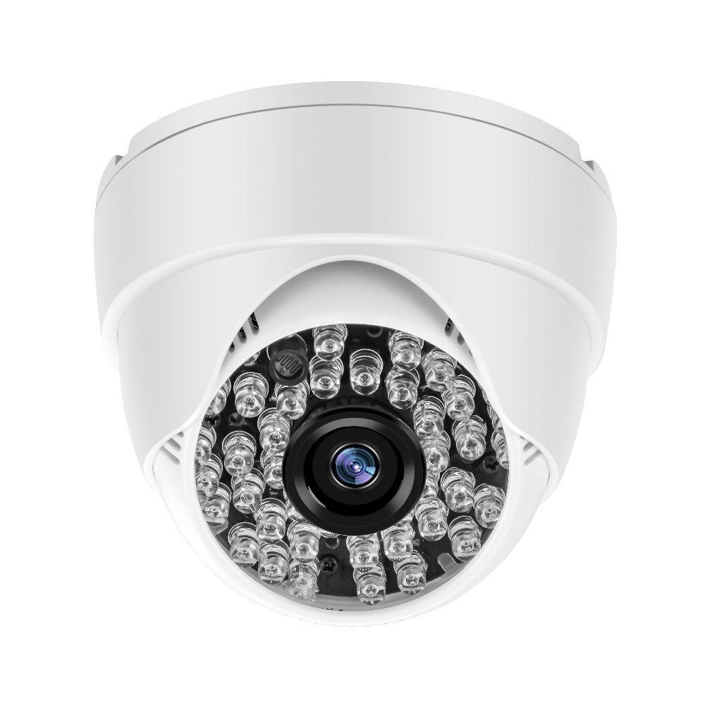 YiiSPO AHD 720P 1080P IR Mini caméra dôme 1MP 2MP 3MP 4MP AHD caméra intérieure IR coupe 48LEDS Vision nocturne