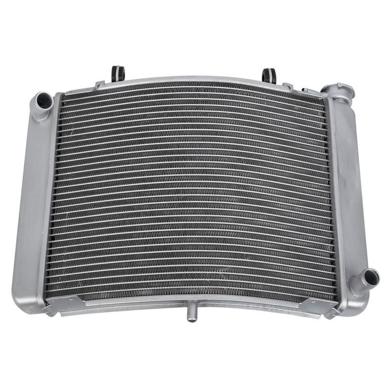 Motorcycle Aluminum Replacement Cooling Aluminum Cooler Radiator For Honda NSR 250 1991-1998 1993 Silver