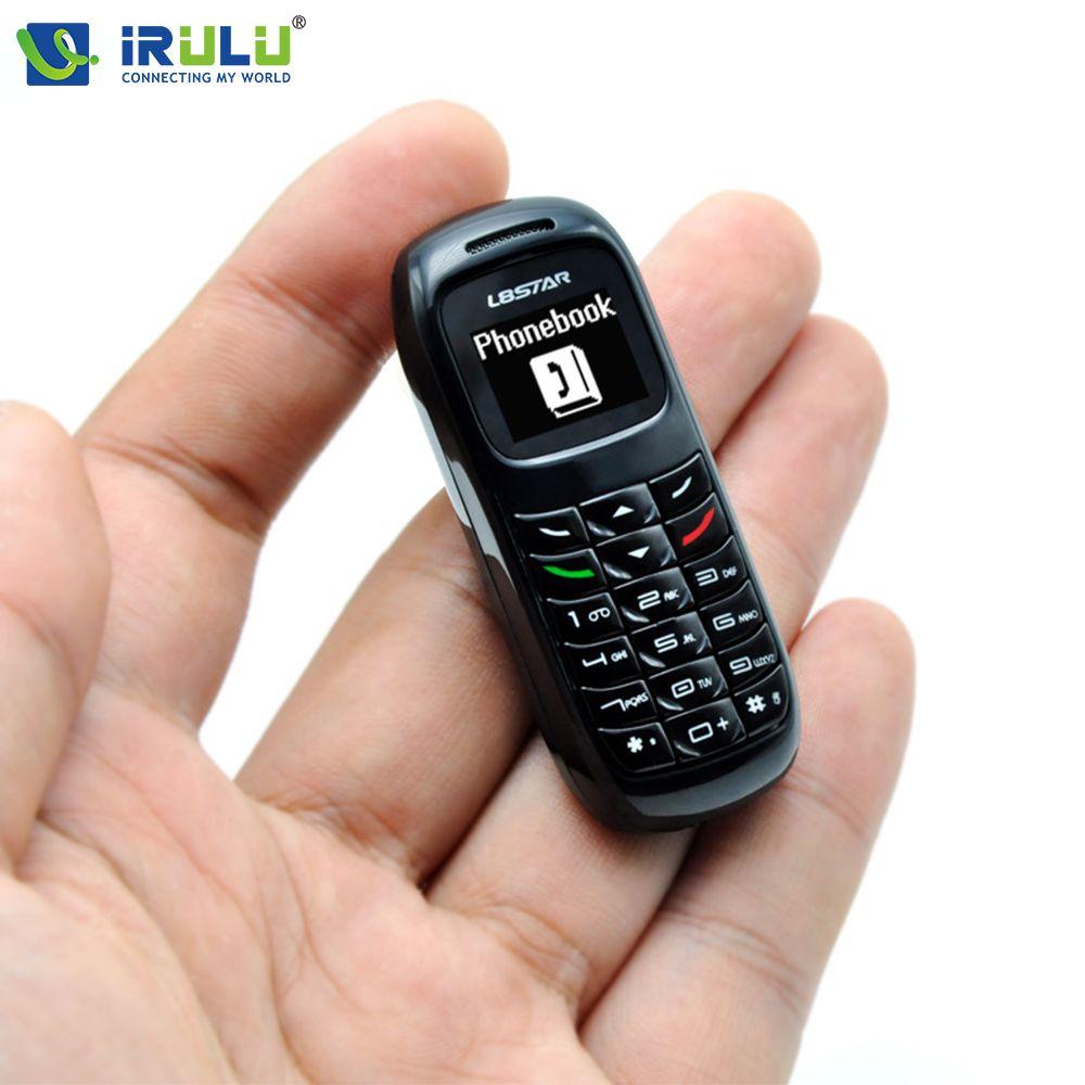 iRULU GT 0.66 inch BM70 Wireless Mini Bluetooth Headset Earphone Dialer Stereo Headphone Pocket Phone Support SIM Card Dial Call