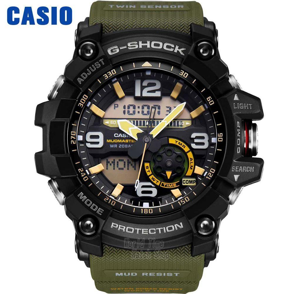 Casio uhr Doppel Sensation Doppelanzeige Sport Im Freien Männliche Uhr GG-1000-1A3 GG-1000-1A5 GG-1000-1A GG-1000GB-1A