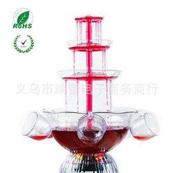2017 new hot 220 V vin jus de boisson fontaine machine hôtel restaurant vin