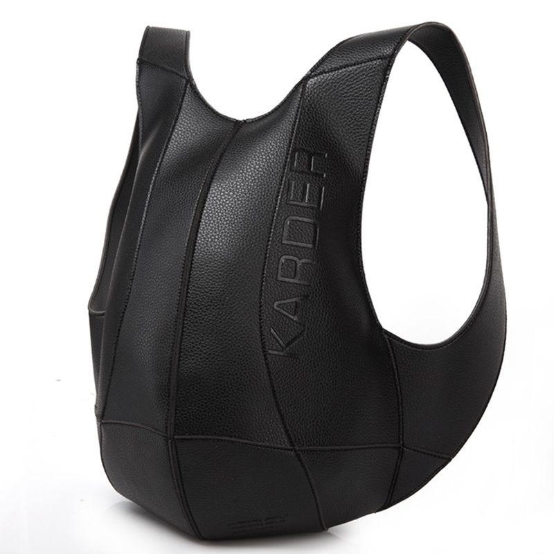 Sac à dos tortue femmes sacs voyage Anti-vol sac à dos sac à bandoulière en cuir moto PU école sac à dos hommes collège sac à dos