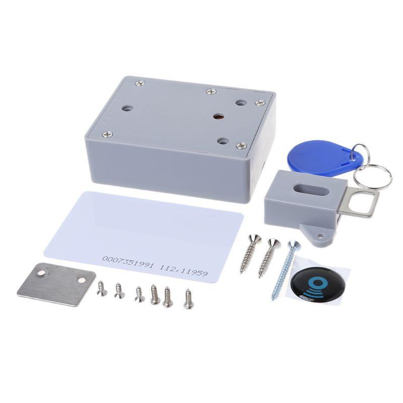Capteur de carte à puce numérique RFID serrure IDIY armoire électronique cachée serrures intelligentes