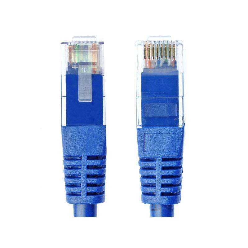 Over five types of dual shielding anti jamming full copper / pure copper wire CAT5e twisted pair network line 300 m