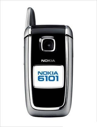 6101 100% original phone Nokia 6101 Flip refurbished cell phone Black colo and Silver color in Stock Freeshipping