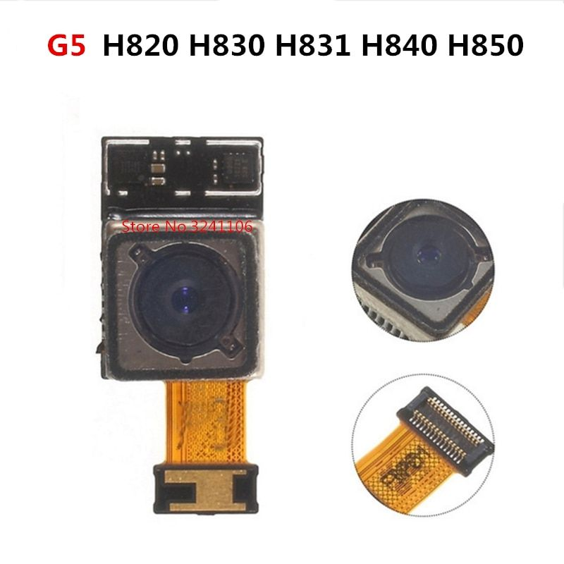 XIANHUAN Original 16M Rear Back Camera For LG G5 H830 H840 H850RS988 Big Camera Module Flex Cable High Quality