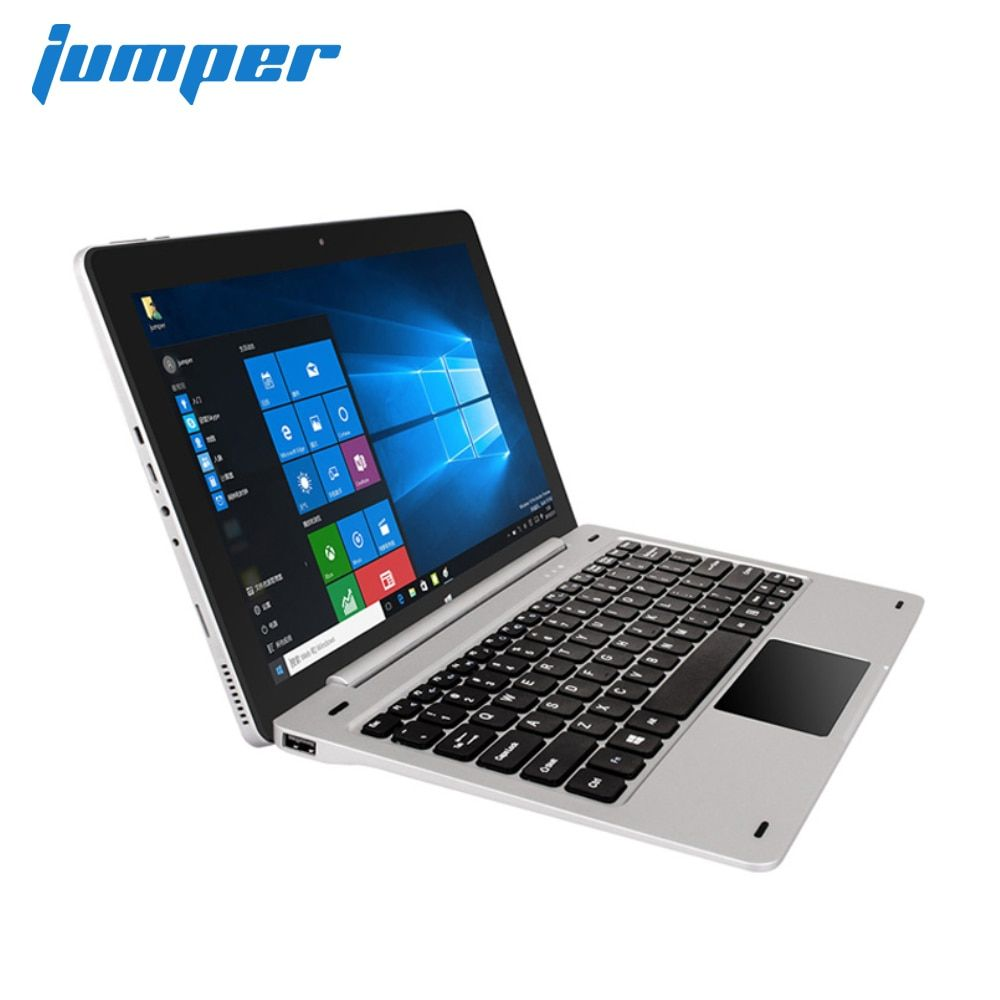 Jumper EZpad 6 2 in 1 tablet pc 11.6 inch 1920 x 1080 IPS tablets Intel Cherry Trail Z8350 4GB 64GB windows tablet HDMI WiFi BT