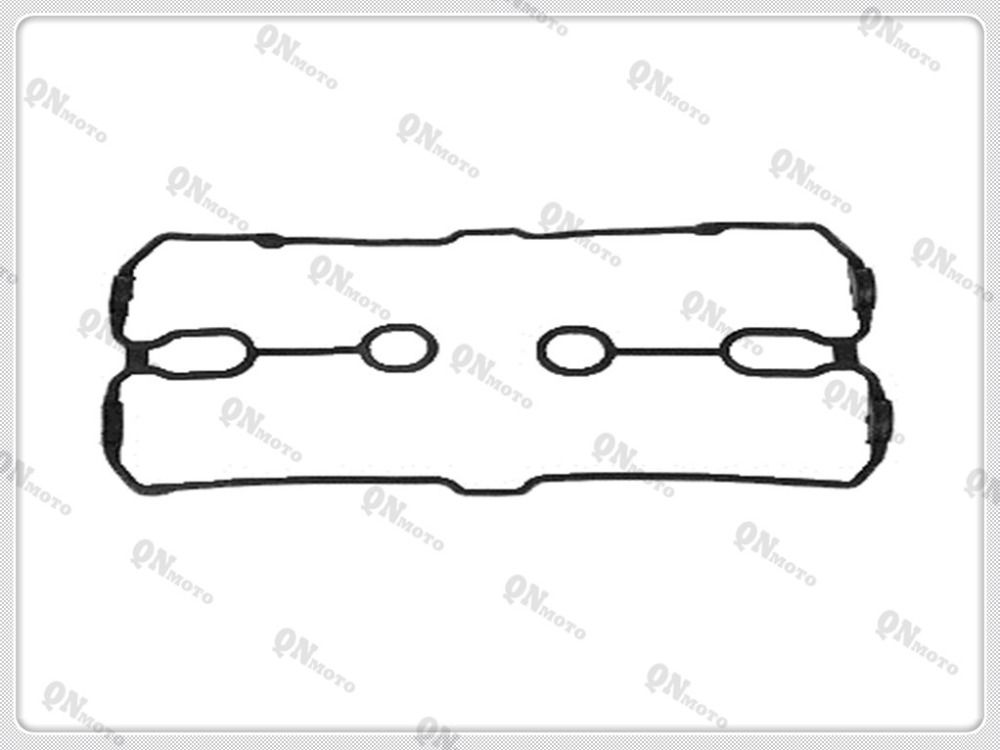 New 1 pcs  Motorcycle Cylinder Head Cover Gasket For H O N D A  CB400 F NC27 CB-1  1987-1994 88 89 90 91 92 93