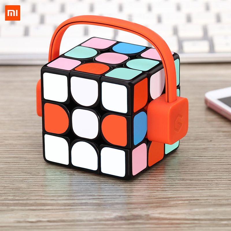 Xiaomi Giiker Super Rubik's Cube Learn With Fun Bluetooth Connection Sensing Identification Intellectual Development Toy