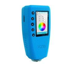 Warna Perbedaan Warna analyzer digital Precise Colorimeter Meter Tester 8mm