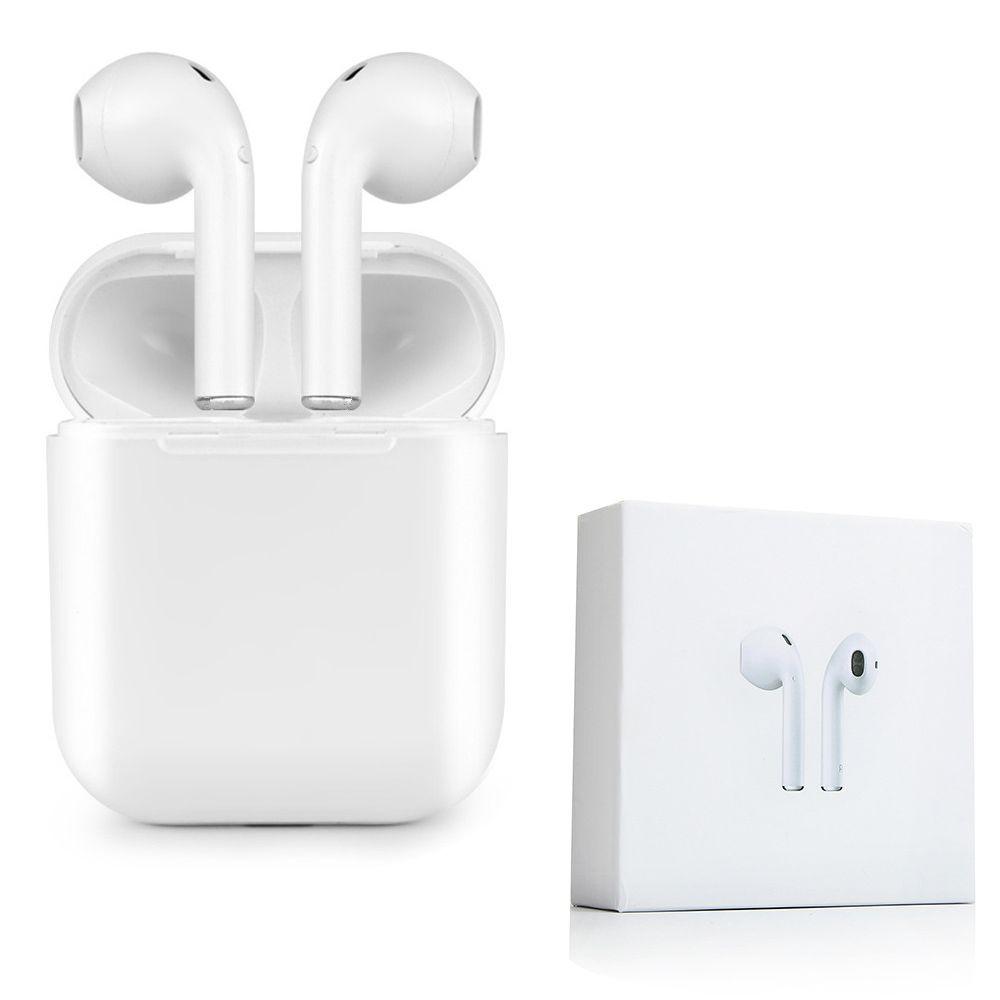 I9S ifans TWS Bluetooth inear Ohrhörer bass Musik Drahtlose Headsets Ohr doppel Ohrhörer Kopfhörer mit mic Für iphone X 7/8 plus