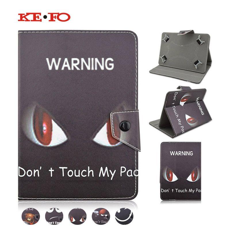 Fall-abdeckung für ASUS Zenpad 10 Z300CL Z300C Z300CG Pu-leder Schlag-standplatz-fall für 10 zoll Universal taschen + Film + stift KF4A92