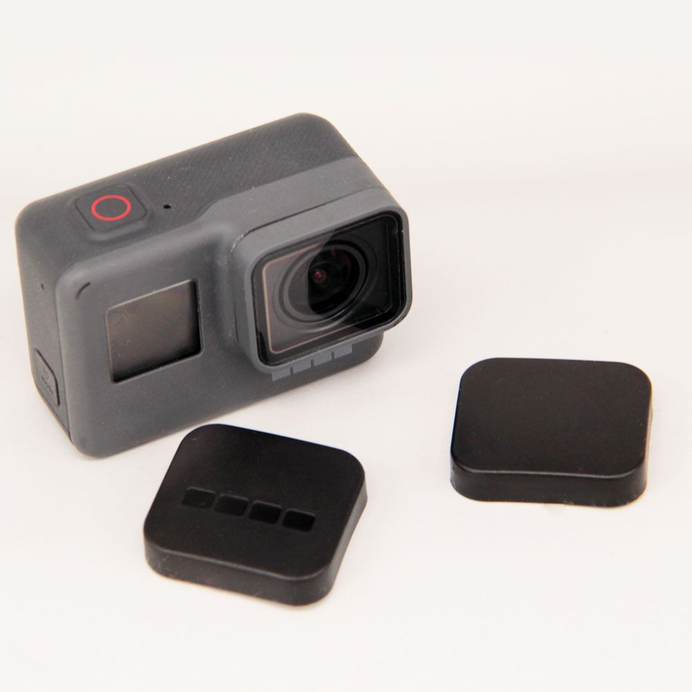 For Gopro Hero 5 Hero 6 Lens Cover Protection Lens Cap for Go Pro 5/6 Gopro Hero5 Hero6 Black Action Camera Accessories