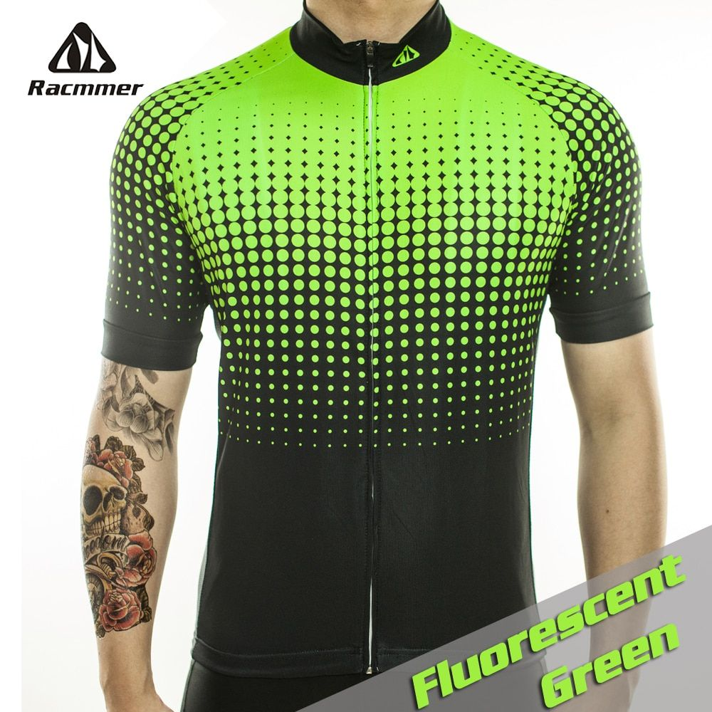 Racmmer 2018 Cycling Jersey Mtb Bicycle Clothing Skinsuit Clothes Bike Short Maillot Roupa Ropa De Ciclismo <font><b>Hombre</b></font> Verano #DX-09