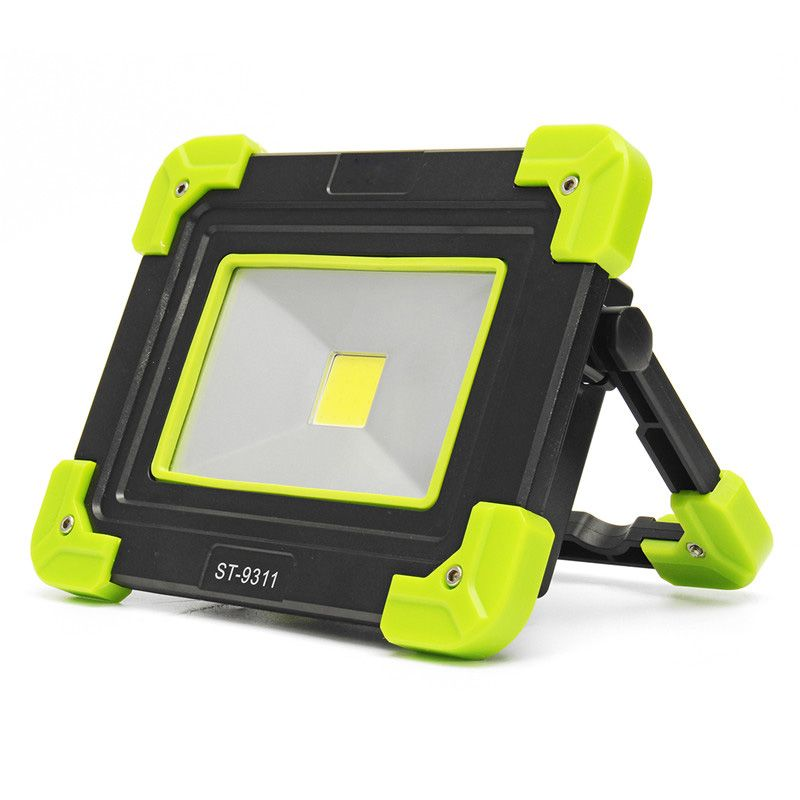 Mising 5 Вт удара Портативный Usb Кемпинг Рабочая лампа Прожектор фонарик Открытый безопасности прожектор с USB для зарядки