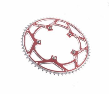 road bike Plate 130BCD Aluminum Alloy 60T Chainring For Folding Bicycle Road Bicycle Crankset Plate Bike Parts