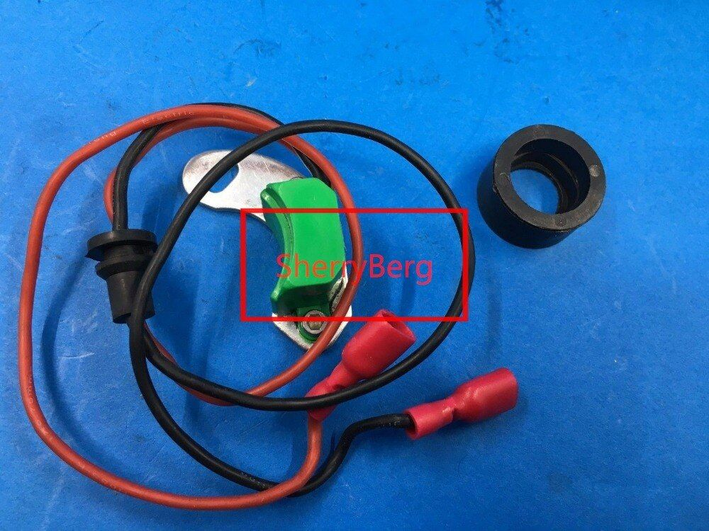 Electronic IGNITION KIT fit Bosch JFU4 009 Distributors VW Penta Porsche Audi