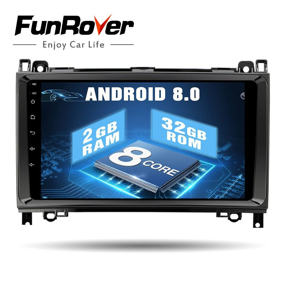 Funrover 2 din Octa Core 9
