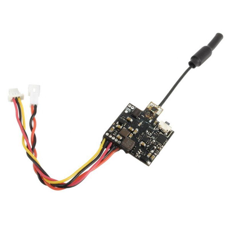 High Quality Eachine VTX03 Super Mini 5.8G 72CH 0/25mW/50mw/200mW Switchable FPV Transmitter