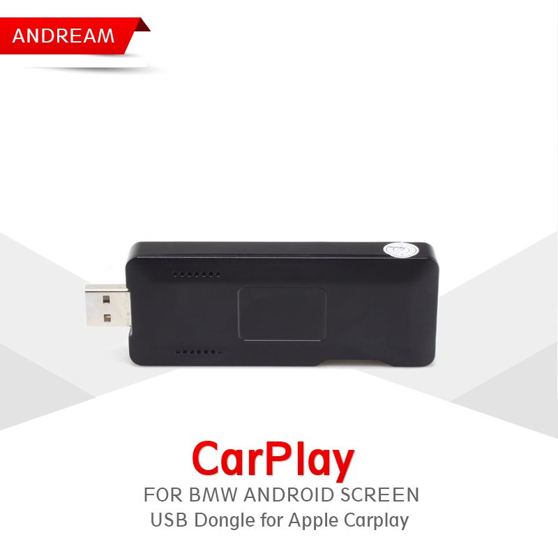 USB Dongle for Apple Carplay Support Android car Radio stereo Support android screen only for iPhone cellphone