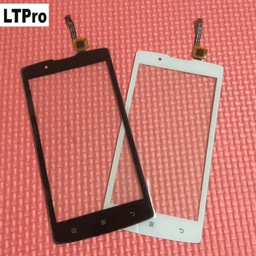 LTPro High quality Tested working A2010 outer glass sensor digitizer touch screen For Lenovo A2010 cell phone panel repair parts