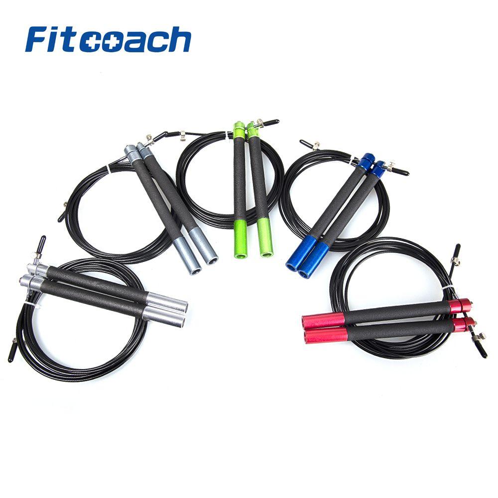 UIC-JR15 Ball bearing Skipping Rope Gym Surge <font><b>Jump</b></font> Rope Crossfit Fitness Equipment