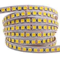 RAZEND SMD 5054 Светодиодные ленты 5 м 120 светодиодный s/M ленточный светильник DC12V более яркий, чем 5050 2835 5630 холодный белый/лед-синий/розовый/красный