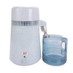 Meilleur Accueil pur Distillateur D'eau Filtre machine distillation Purificateur équipement En Acier Inoxydable Distillateur D'eau Purificateur D'eau 4L
