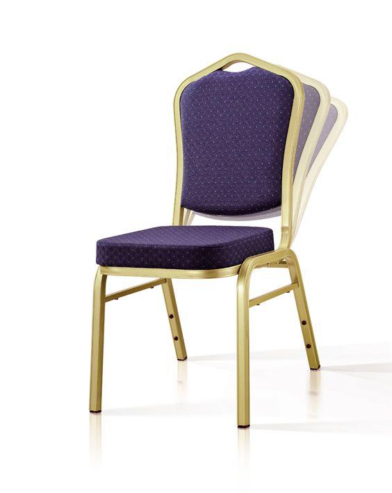 quality hot selling felx back aluminum banquet chair