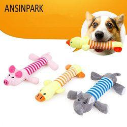 ANSINPARK animal mastigar brinquedo do cão vocalização do gato em bonecas de pano brinquedos W666 sustentabilidade acessórios do cão de estimação produtos de alta qualidade
