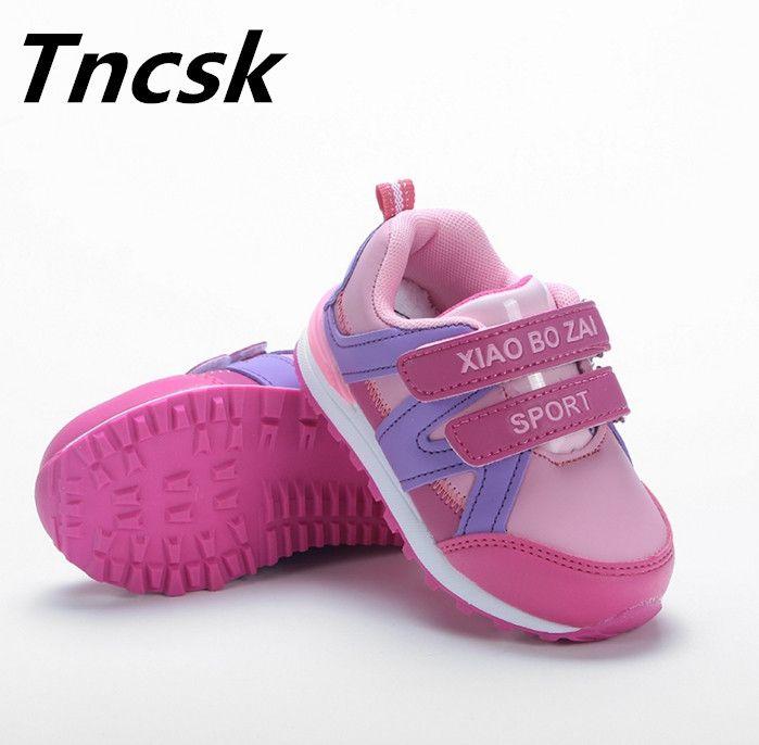2018 весна/осень для детей Удобная дышащая, повседневная обувь, детские противоскользящие шаг обувь.