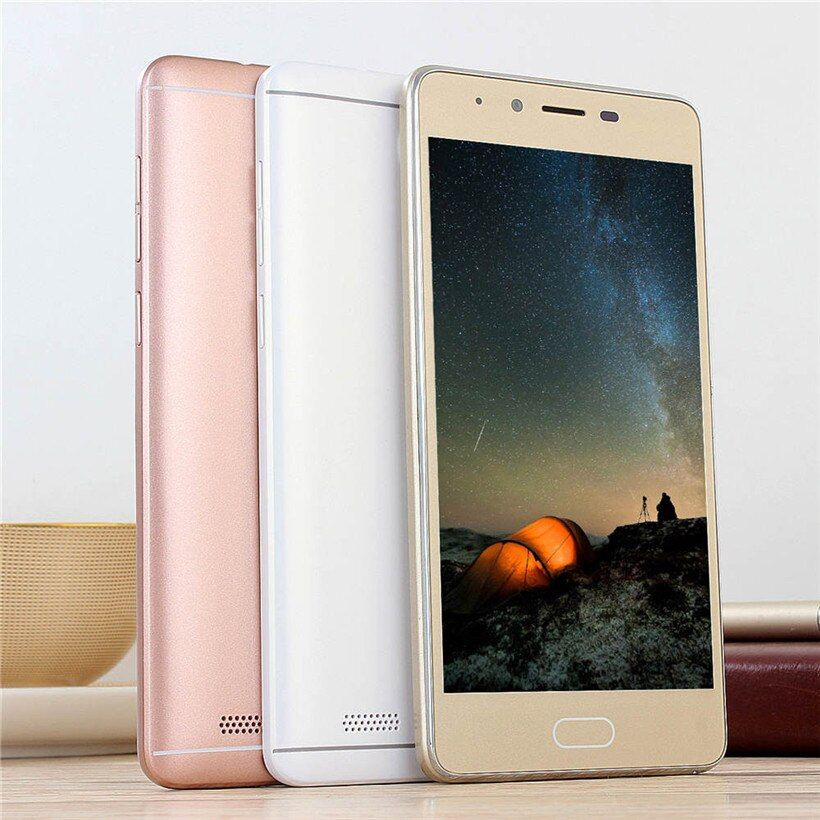 5.0 Ultrathin Android5.1 Octa-Core 3G+32G 4G/GSM WiFi Bluetooth Dual SIM Dual Camera Smart Cellphone drop shipping free ship