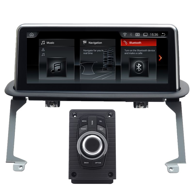 10,25 zoll Bildschirm Android 8.1 PX6 Sechs Core Auto GPS Navigation für BMW X5 E53 1999-2006 Auto Radio Multimedia player Mit Idrive