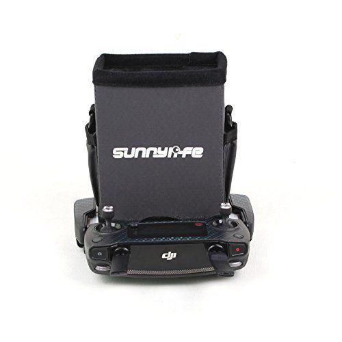 4.7/5.5inch Remote Control Phone Monitor Sunshade Hood Folding Sunhood with Lanyard for DJI Mavic PRO Drone