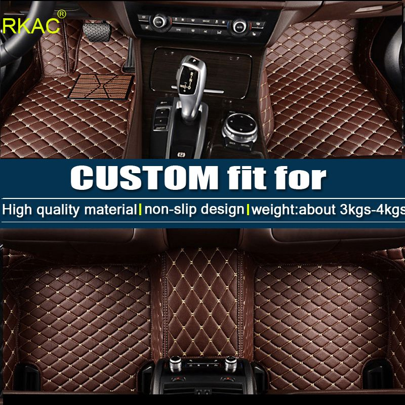 Car floor mat for Porsche Cayenne 955 957 958 Macan Cayman Boxer 987 981 718 Panamera 911 997 991 Carrera Targa high quality rug