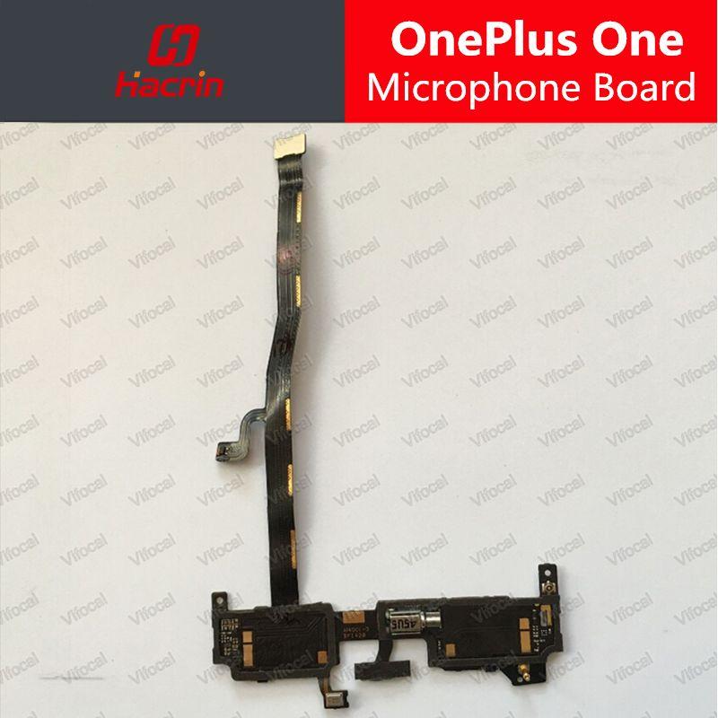 Hacrin OnePlus Un microphone FPC Micro Fil Flex Remplacement Du Câble De Réparation Accessoire Pour Un Plus Téléphone