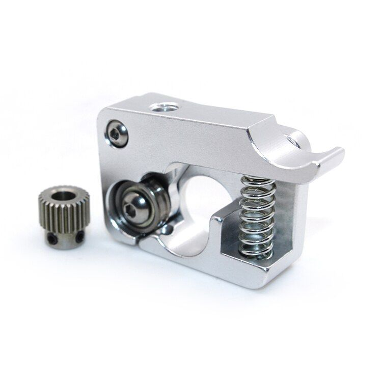 Imprimante 3D MK8 extrudeuse directe II génération MK10 I3 Kit extrudeuse côté gauche et côté droit pour 1.75mm Makerbot extrusion 3D0103